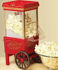 Nostalgia Electrics Vintage Collection Hot Air Popcorn Maker, OFP501 New