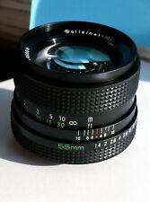 MINT Rollei Rolleinar 1.4/55 QBM For Rolleiflex/Voigtländer SLR Made by Mamiya