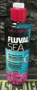 FLUVAL SEA Calcium Concentrated Formula 473ml 16oz.