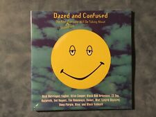 """""""DAZED AND CONFUSED"""" SOUNDTRACK on YELLOW VINYL - 2013 REISSUE"""