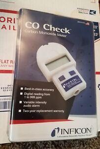 co check carbon monoxide meter 715 202. Open box brand new *