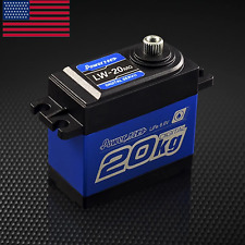 Power HD LW-20MG 4.8-6.6V 20kg.cm Water-Proof Digital Servo for 1:10 RC Crawler