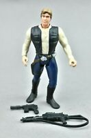"""Star Wars Power of the Force - Han Solo Cloud City Heavy Assault POTF 3.75"""""""