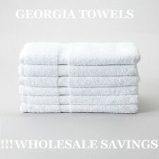 10 LBS NEW JUMBO 16X24 100% COTTON TERRY CLOTH TOWELS CLEANING SUPPLIES