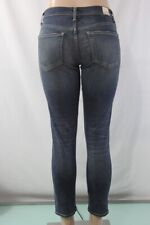 NEW Women's Citizens of Humanity Premium Mid Rise Slim Crop Jeans SZ 25 Blue