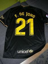 """FC BARCELONA TRIKOT """"DE JONG"""" GR.XL"""
