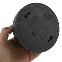 DUMMY CCTV CAMERA SECURITY DOME SURVEILLANCE CAM FAKE LIGH FLASHING C5K2 A5T4