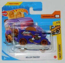 Hot Wheels Fast Foodie Series Roller Toaster Short Card