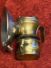 New listing Vintage Rare Coal Miners Cap Light Lamp