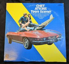 Chet Atkins Teen Scene LP Vinyl Record Album Pickwick 1975