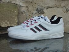 Vintage 1990s Adidas Signature ATP Tour UK 11.5 Made In Hungary stefan edberg