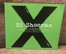 ED SHEERAN X CD with Slipcase Disc Mint FAST FREE POST