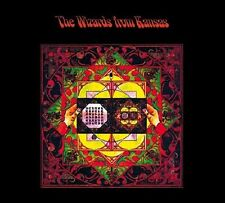 CD DIGIPACK ROCK PSYCHÉDÉLIQUE / THE WIZARDS FROM KANSAS