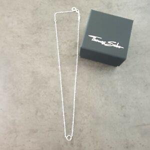 Halskette Charmkette Thomas Sabo Silber Neu