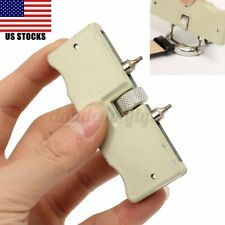 Adjustable Watch Back Case Cover Opener Remover Wrench Repair Kit Tool US