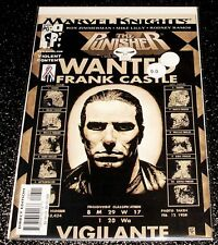 The Punisher 8 (9.0) Garth Ennis Marvel Comics