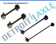 New 4pc Kit: Front and Rear Stabilizer / Sway Bar End Links for Hyundai Tiburon