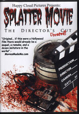 Splatter Movie: The Director's Cut (2008) DVD  - Brand new, factory sealed!