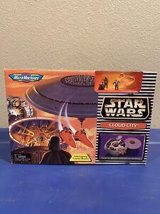 star wars micro machines cloud city