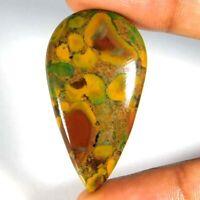 Natural Professional Rainforest Rhyolite Mix Cabochon Loose Gemstone Variations