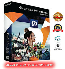 ACDSee Photo Studio Ultimate 2019-Full Version-Lifetime