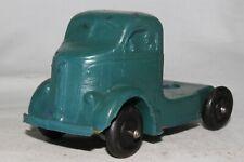 1930's Auburn Rubber Semi Cab for Car Transporter Set, Original #1