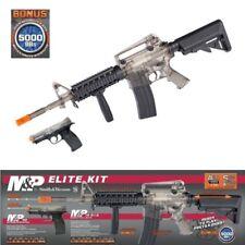 Smith & Wesson M&P Elite AEG15 RIS Electric Rifle & M&P 40 Spring Airsoft Pistol