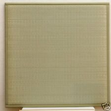 "Japanese Tatami mat sheet 1 piece unit joinable 67cm 26"" Zen Made in Japan straw"