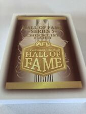 2018 Select Legacy Hall Of Fame Series 5 Complete Set 34 Cards
