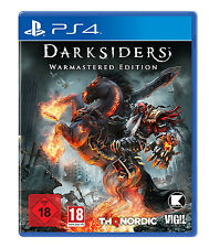 Darksiders warmastered Edition ps4 nuevo