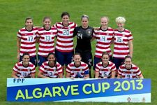 2013 Algarve Cup Women's Soccer USA All 4 DVD full matches, Alex Morgan, Wambach