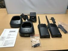 2 X Xt800 Vhf Tekk Commercial radio Vhf two-way radio, new