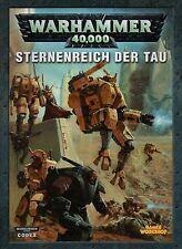 WARHAMMER 40.000-STERNENREICH DER TAU-CODEX-IMPERIALE ARMEE-ARMEEBUCH-Rarität