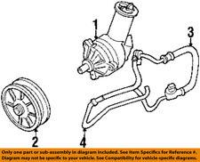 FORD OEM 93-97 Ranger-Power Steering Pressure Hose F47Z3A719B