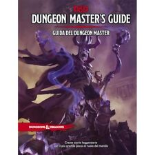 Dungeons & Dragons Manual del Dungeon Master D&D 5 ed in italiano