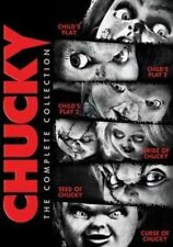 Chucky Complete Collection Le 0025192199660 With Catherine Hicks DVD Region 1