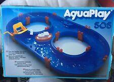 Aquaplay 505 Water Playset, with Original Box