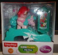 Fisher-Price Little People Klip Klop Disney Princess Ariel  Horse LITTLE MERMAID