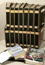 PRL) RACCOLTA RIVISTE 1963-'81 AVIAZIONE MARINA 17 VOL INTERCONAIR AVIATION NAVY