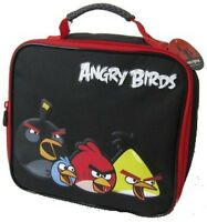 Angry Birds Insulated Premium School Lunch Bag Official New Gift
