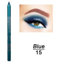 Waterproof Long Lasting Gel Eye Liner Pencil Pen Colorful Party Makeup Cosmetic
