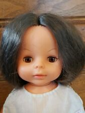 Vintage large Palitoy Doll long brown hair and sleeping eyes