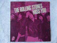 The Rolling Stones Ultra Rare DJ PROMO-*UNPLAYED* on RARE AUSTRALIA Pressing NM