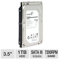 "Seagate 1 TB SATA 3.5"" internal Desktop Hard Disk  FLAT 10% OFF CODE ""FLAT10OFFF"