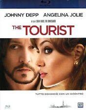 Blu Ray THE TOURIST - (2010) *** Johnny Depp/Angelina Jolie *** ......NUOVO