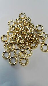 Surface Screw Cups/Washers,No6, No8, No10 Bass/Nickel. Free P&P,