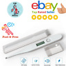 Digital Thermometer fever LCD Adult Kids baby beep sound Ear Mouth Temperature