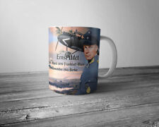 WWI German Patriotic Mug Ernst Udet WW1 German Flying Ace Pour le Merite Jasta37
