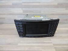 OEM Mercedes 2003-06 w211 e55 AMG GPS Navigation Display Screen 2118202397 R3
