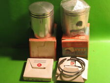 YAMAHA YR1 YR2 YR2C 1967-68 PISTON AND RING SET STD OEM